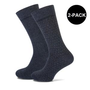 grijze heren sokken