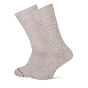 beige heren sokken