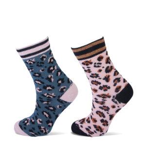 leopard kindersokken
