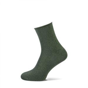groene glitter sokken