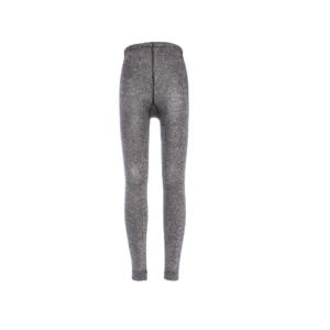 zwarte glitter legging