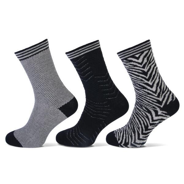 zebra sokken