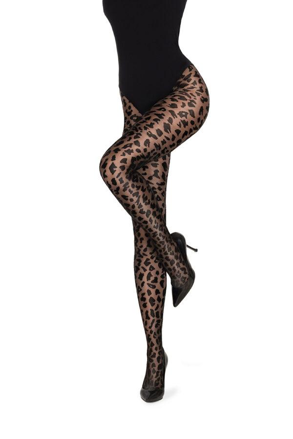 leopard panty