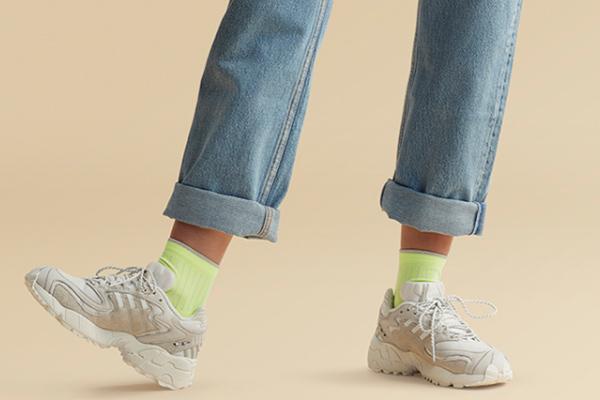Naadloze sokken